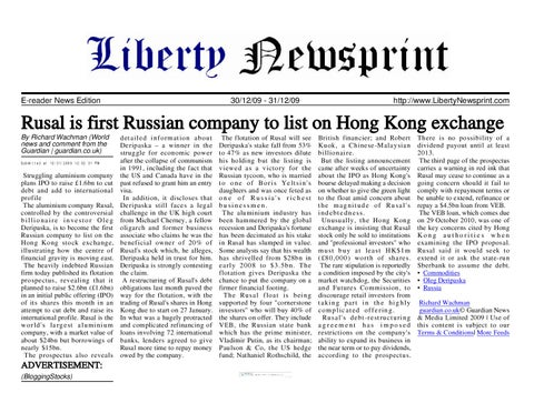Liberty newsprint dec 31 09 by liberty newspost issuu page 1 fandeluxe Images