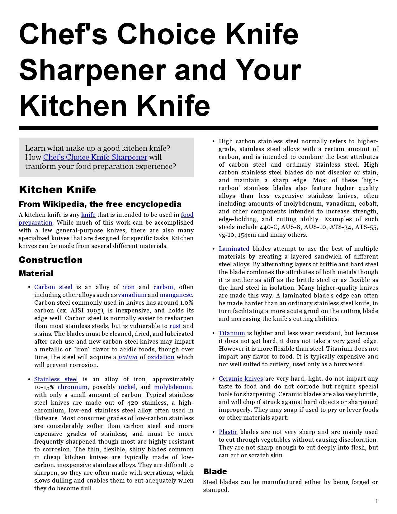 chef u0027s choice knife sharpener secret u0026 kitchen knife exposed by