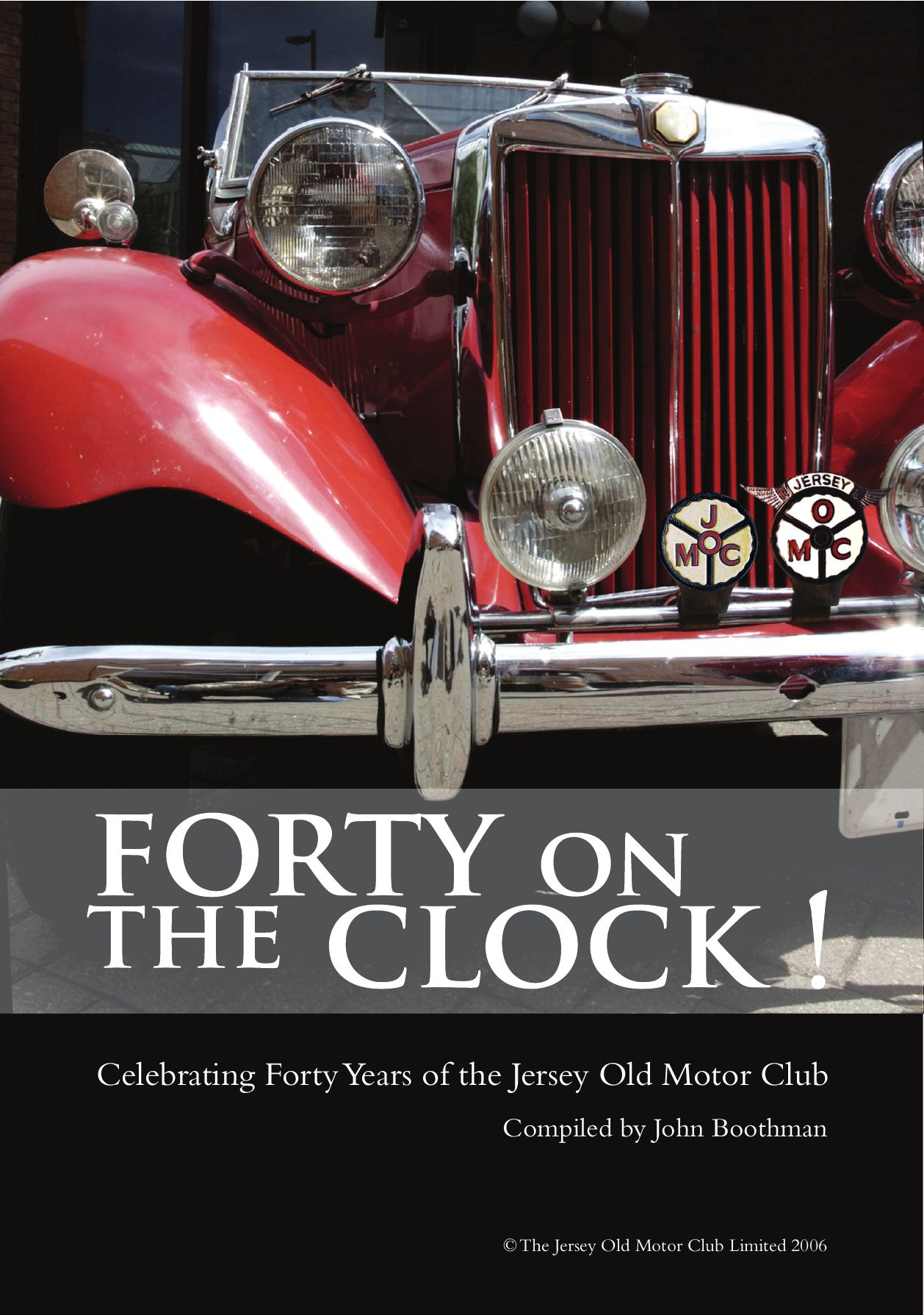 Jersey old motor club by barnes publishing ltd issuu for Electric motor repair new jersey