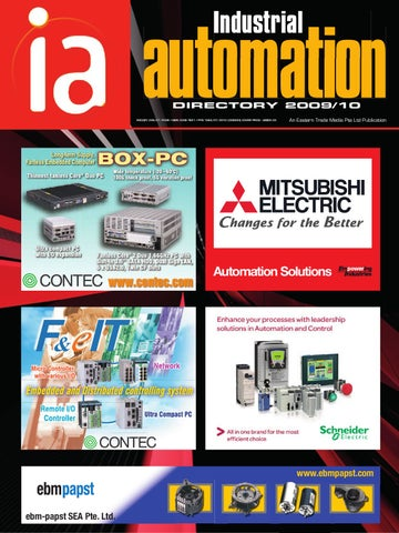 IAD 2009_2010 by Eastern Trade Media - issuu