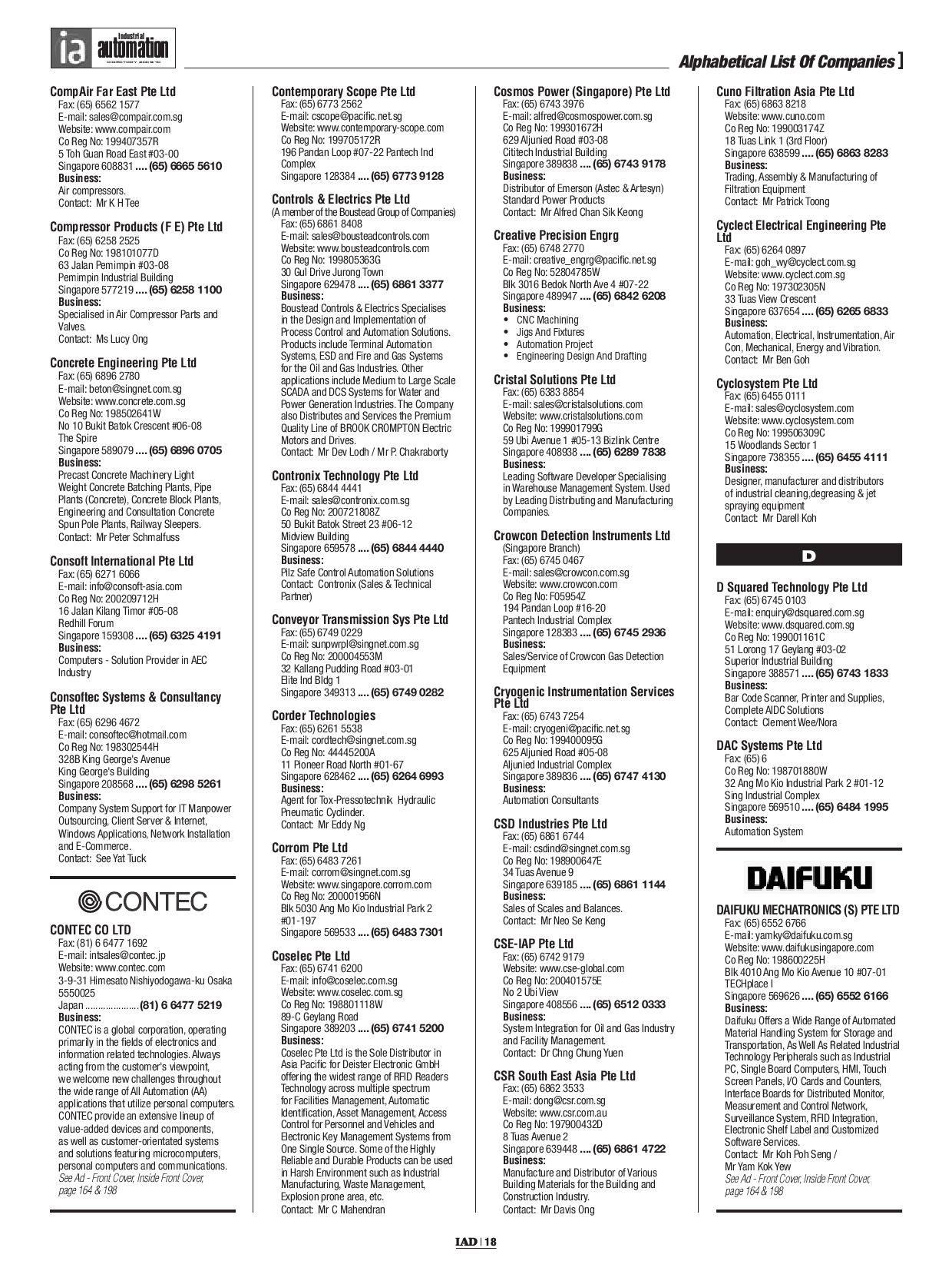 IAD 2009_2010 by Eastern Trade Media - issuu