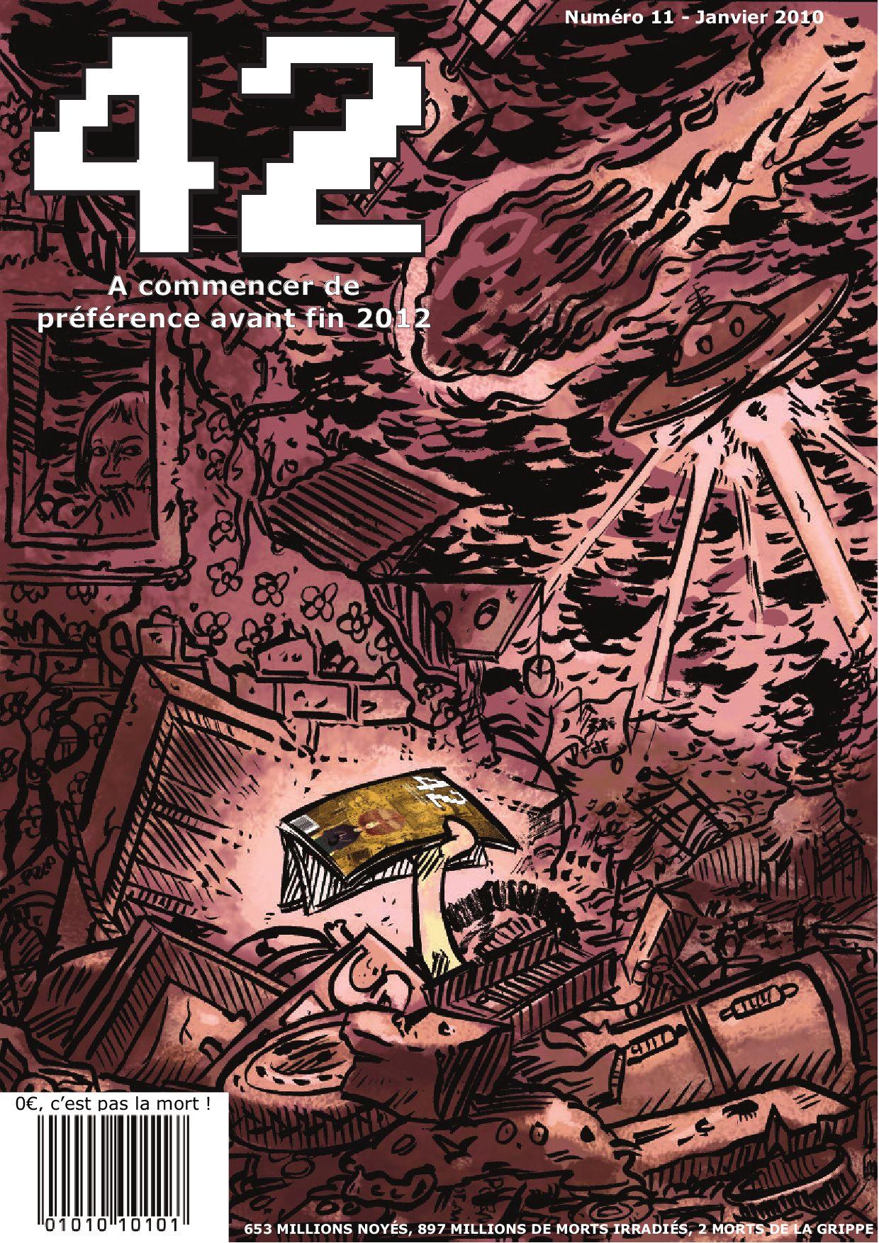 Magazine 42 - Numéro 11 by B  B  - issuu