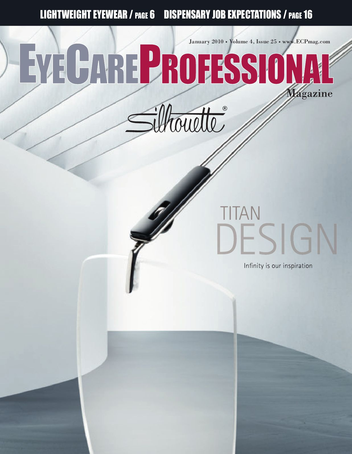 01c24df5bbb EyeCare Professional Magazine January 2010 Issue by ECP Magazine - issuu