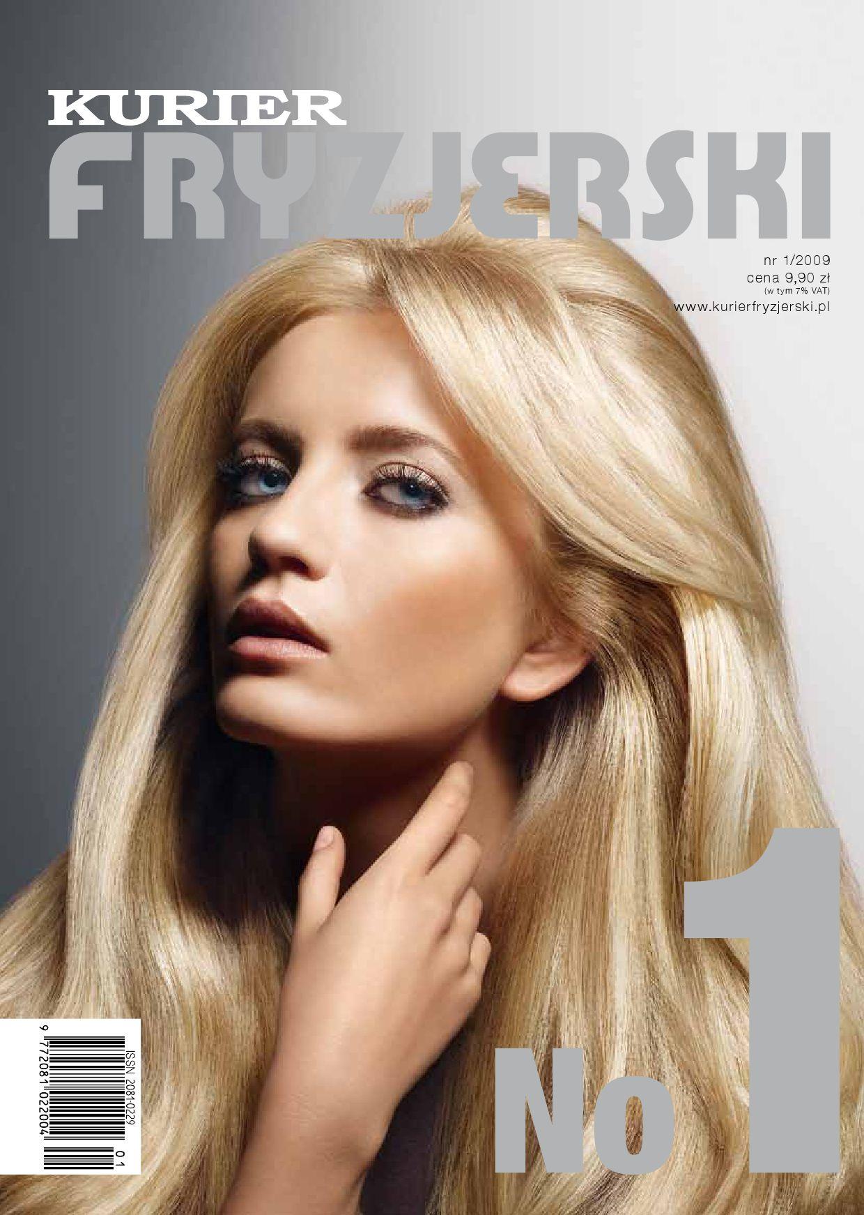 Nr 12009 Kurier Fryzjerski Ekspert Pięknych Włosów By Ayladesign