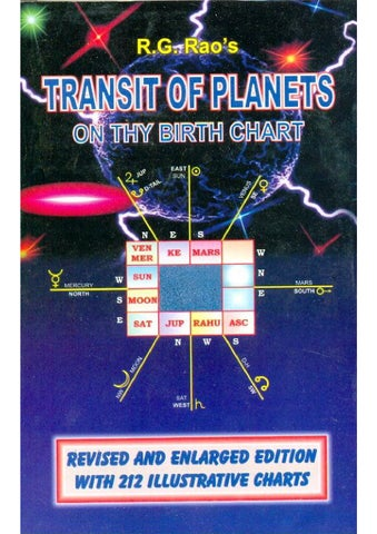 Transit Of Planets On Thy Birth Chart By Saptarishis Astrology Issuu