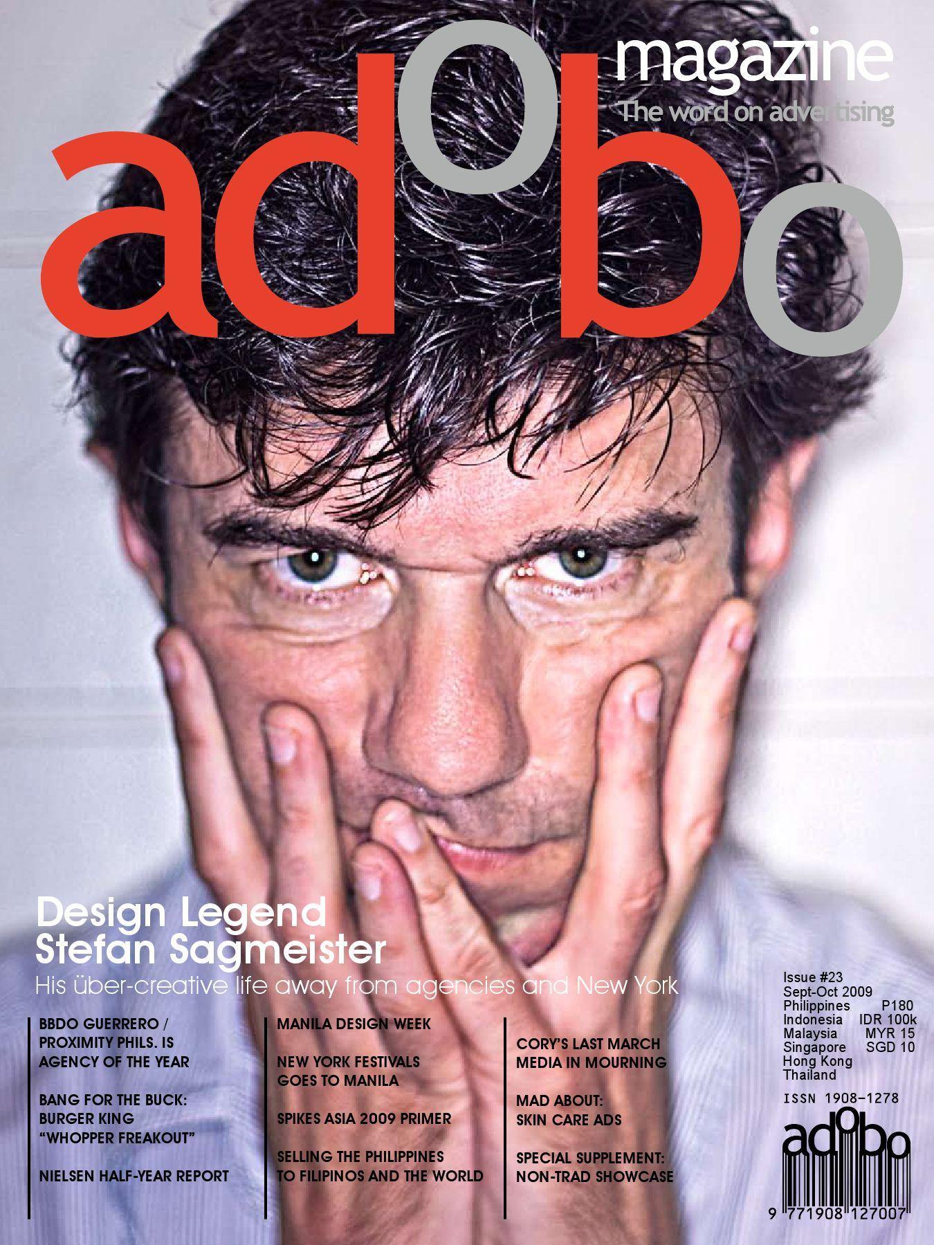 Adobo Magazine September October 2009 By Sanserif Inc Issuu Stabilo Boss Pink Set 10 Shrink