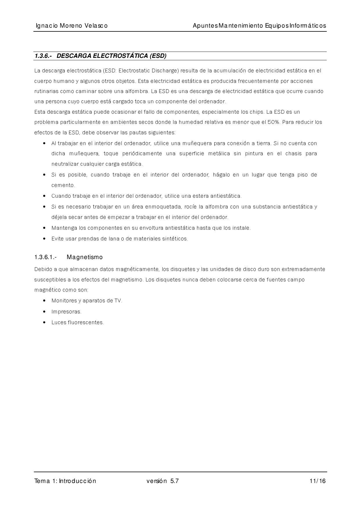 Mantenimiento by David Félix - issuu