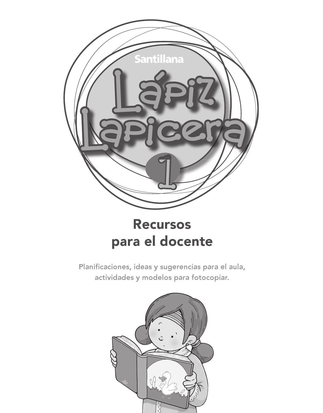 Lapiz Lapicera Integrado 1 by Marcela Lalia - issuu