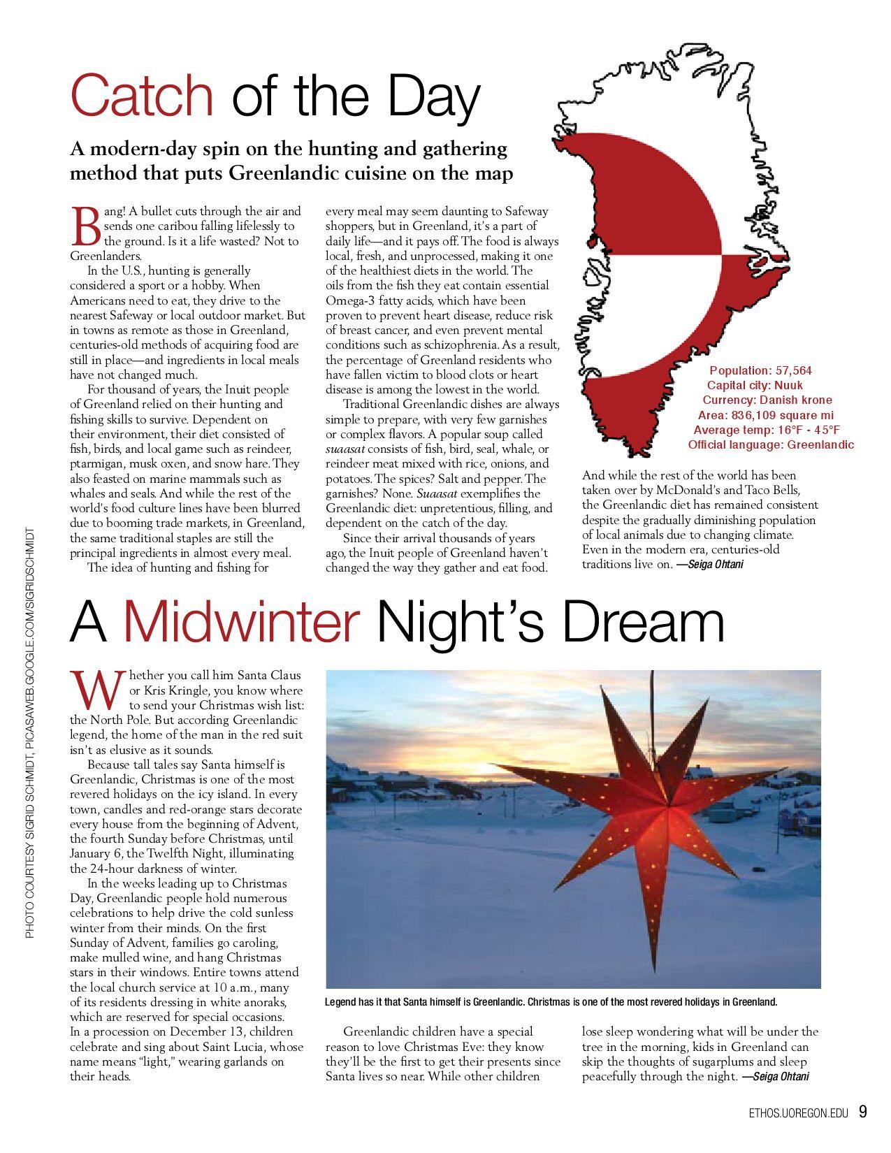 Fall 2009 by Ethos Magazine - issuu