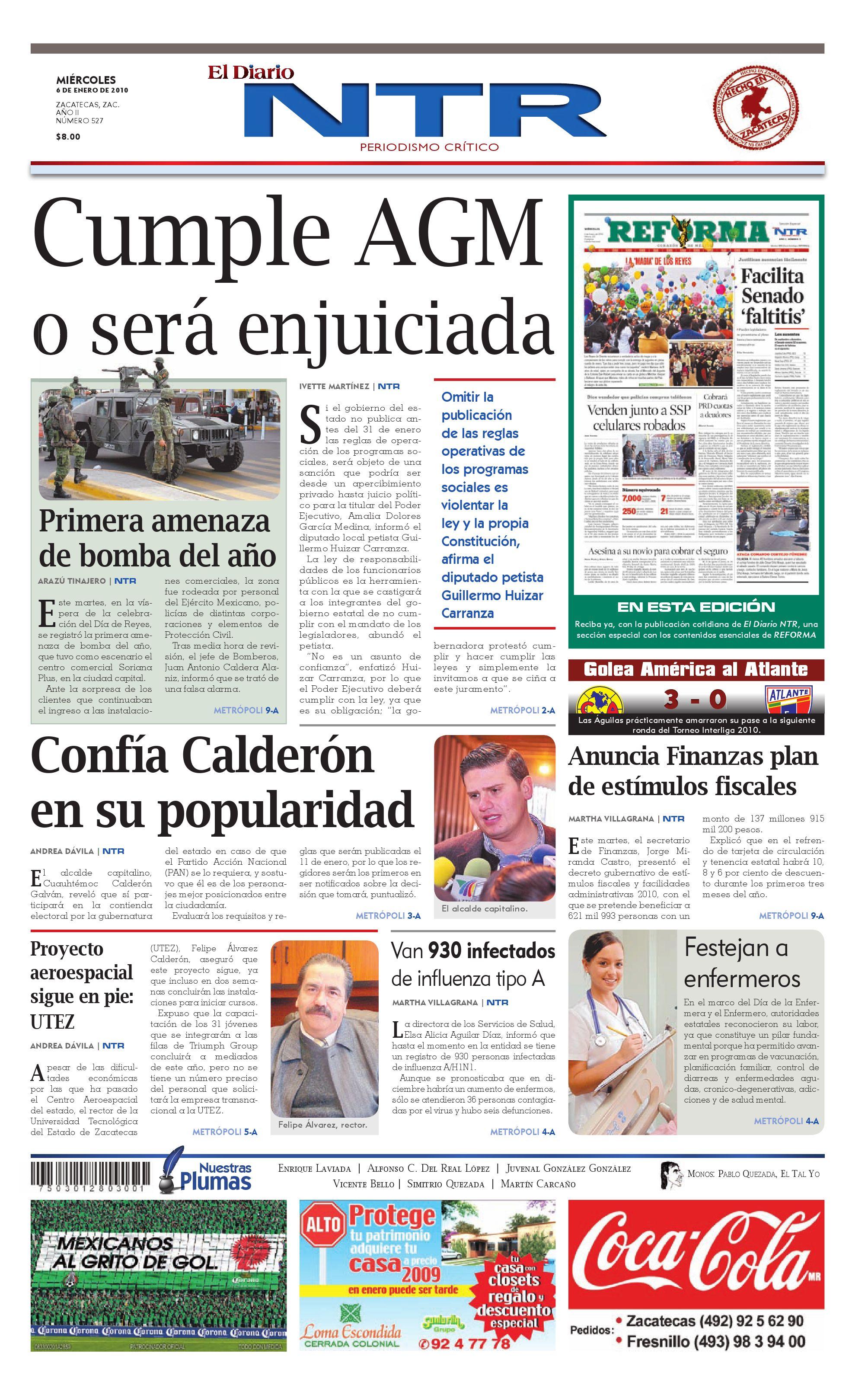 f6c3eb1187386 El Diario NTR by NTR Medios de Comunicación - issuu