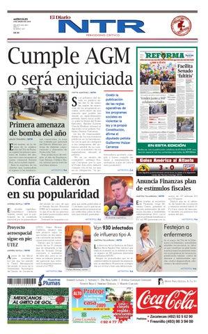El Diario NTR by NTR Medios de Comunicación - issuu b6dcdc230ea