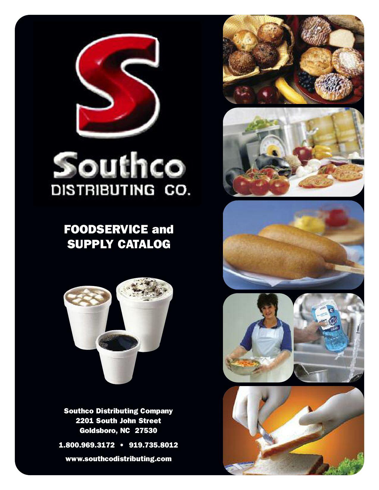 Southco Food Service Catalog by Southco Distributing Company - issuu