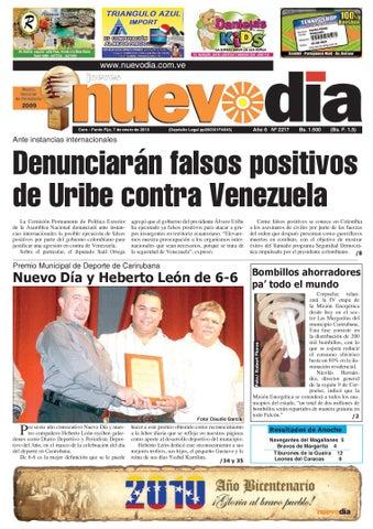 2aba1ecfa51b Diario Nuevodia Jueves 07-01-2010 by Diario Nuevo Día - issuu
