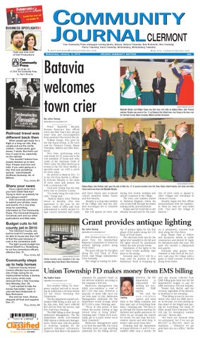Page 1. BUSINESS SPOTLIGHTB1. CLERMONT