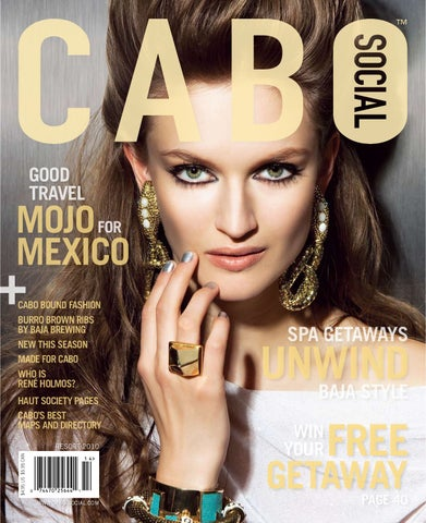 Cabo Social Magazine #14 by Haut Group - issuu