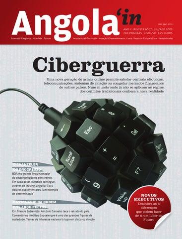 c3112451a96 Angola in - Edição 07 by Comunicare - issuu
