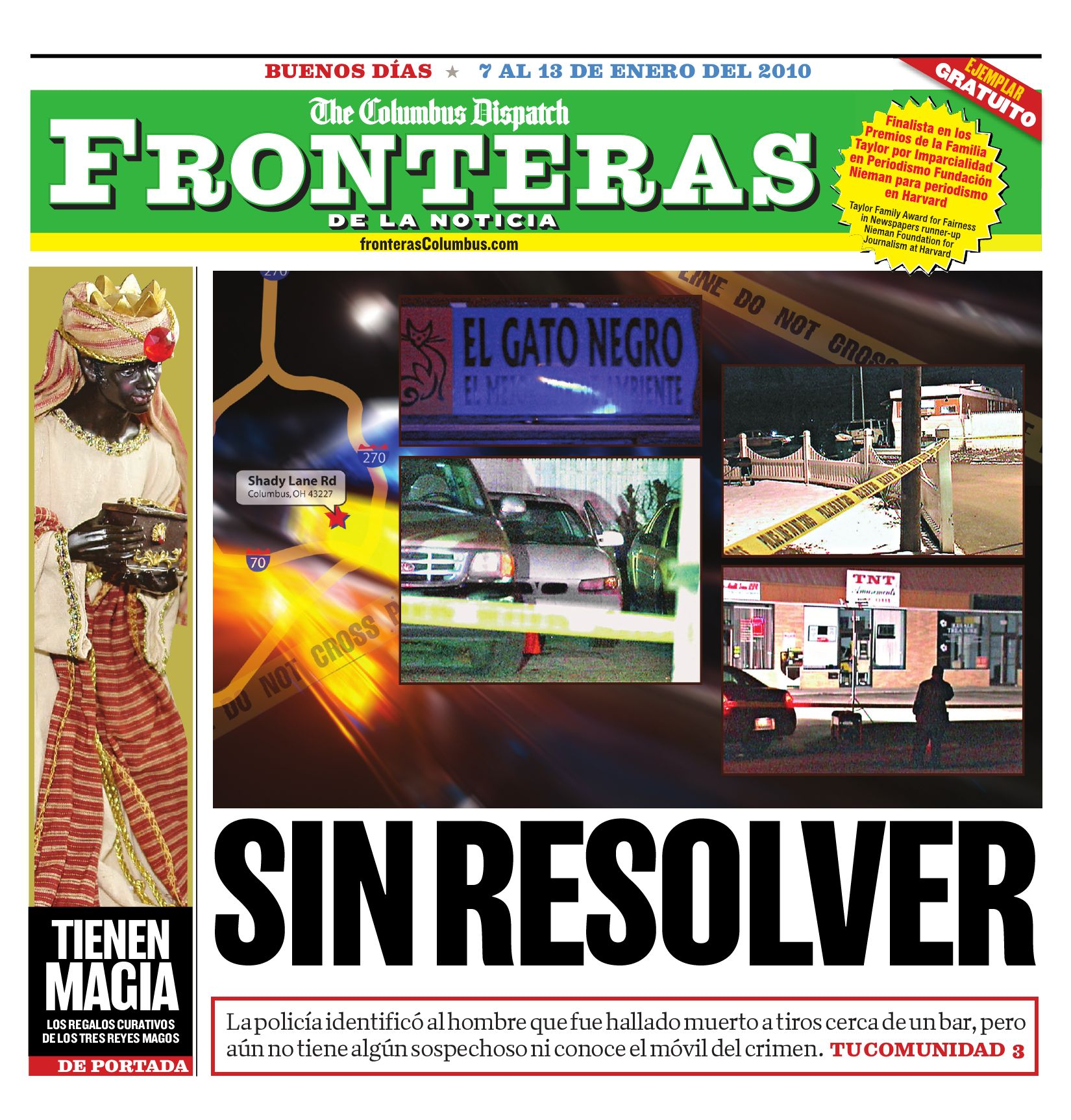 Fronteras Columbus by The Columbus Dispatch - issuu