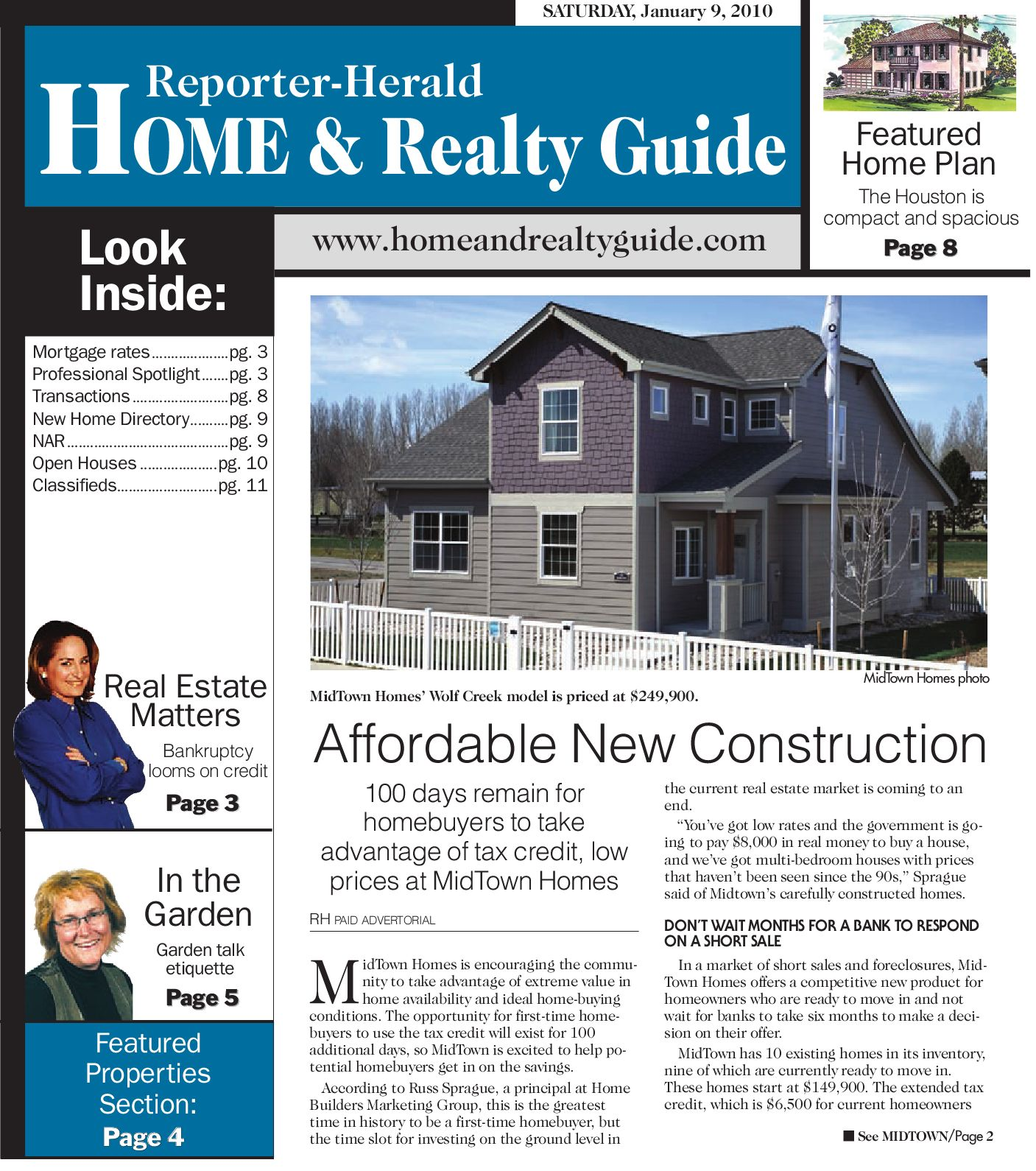 Home and Real Estate Guide by Loveland Reporter Herald - issuu