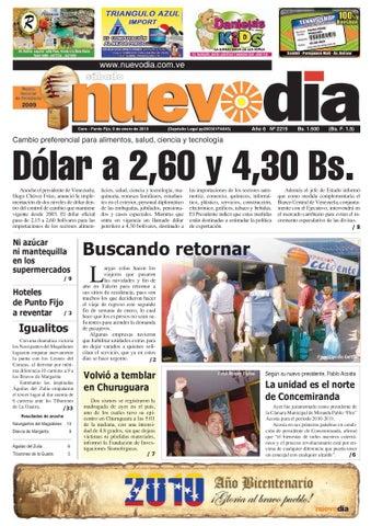 Diario Nuevodia Sábado 09-01-2010 by Diario Nuevo Día - issuu
