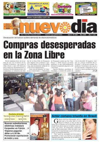 be0f8097285c Diario Nuevodia 10-01-2010 by Diario Nuevo Día - issuu