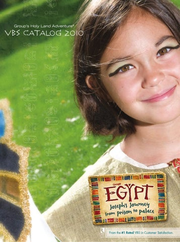 Groups Egypt VBS 2010 Catalog By Danny B