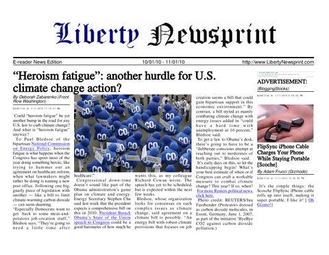 490a194a433 Liberty Newsprint Jan-11-10 by Liberty Newspost - issuu
