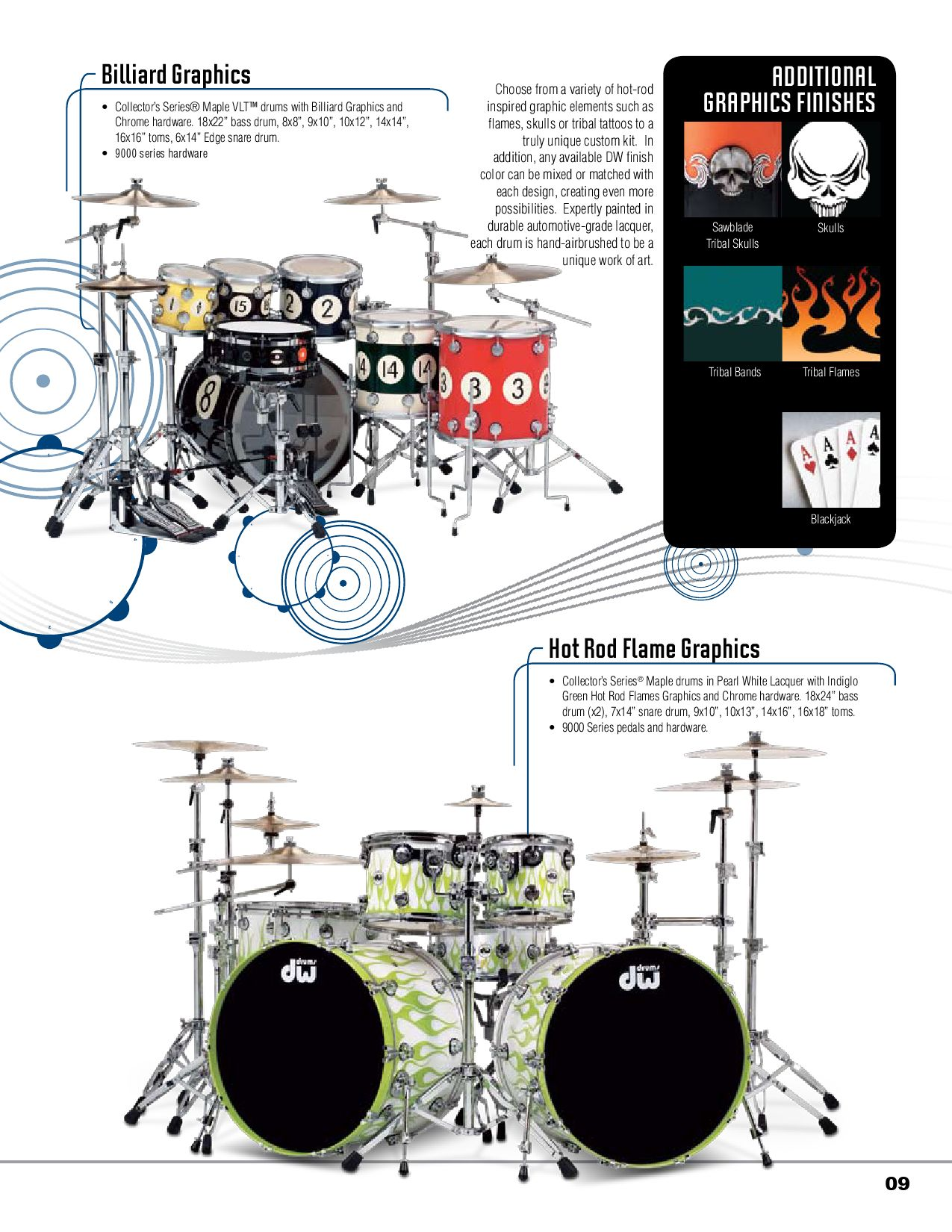 Dw Drums Catalogo 2009 By Pride Music Issuu