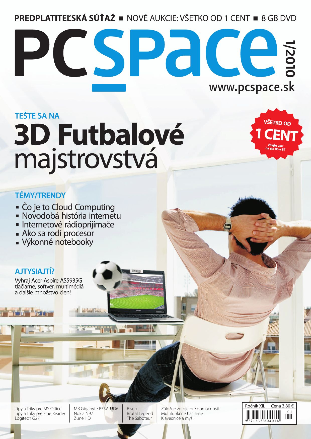 be352e63d PCSPACE 01-2010 by PC_Space s.r.o. - issuu