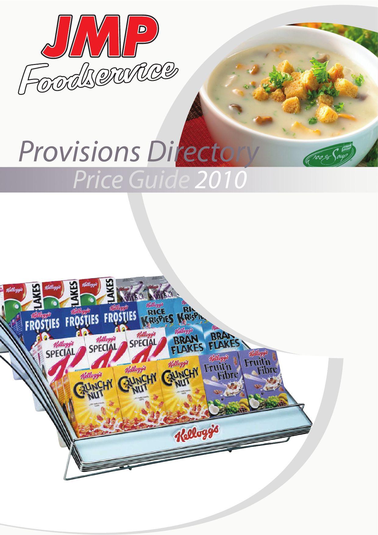 Jmp Foodservice Grocery Brochure 2010 By Infotech Studio Issuu Tropicana Slim Milk Low Fat Vanilla 500gr
