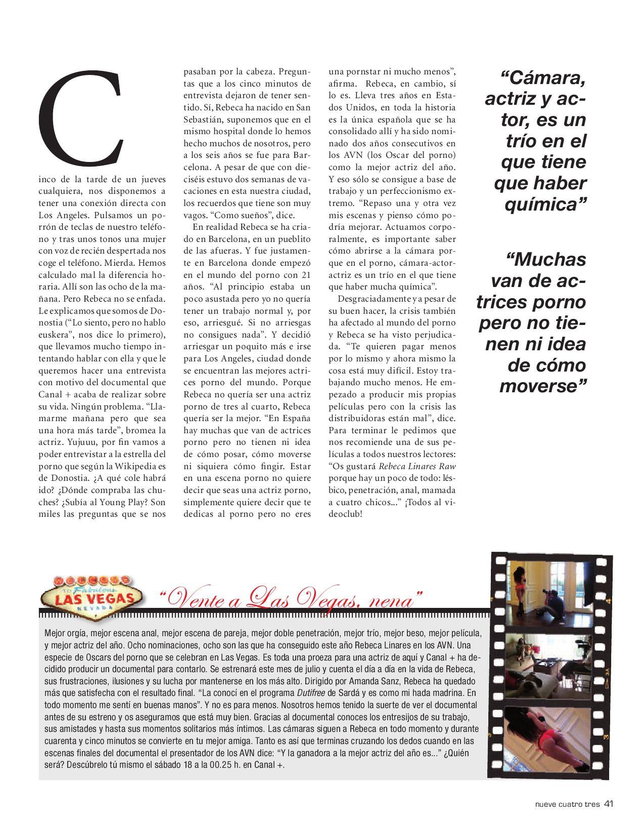 Actriz Porno De Donostia 25bokarriba comunicación - issuu