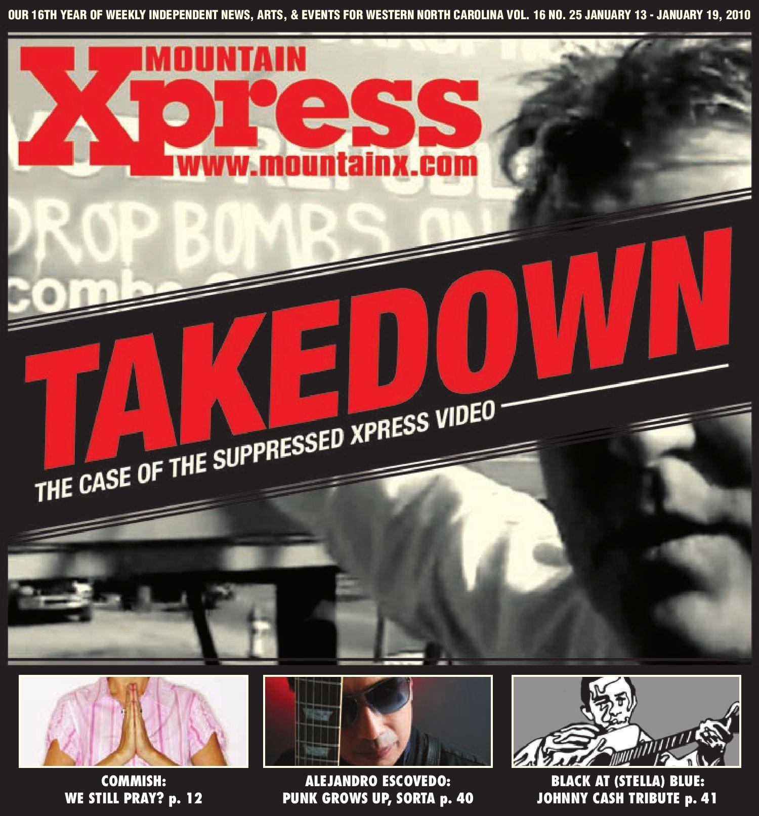 Mountain Xpress, January 13 2010 by Mountain Xpress - issuu
