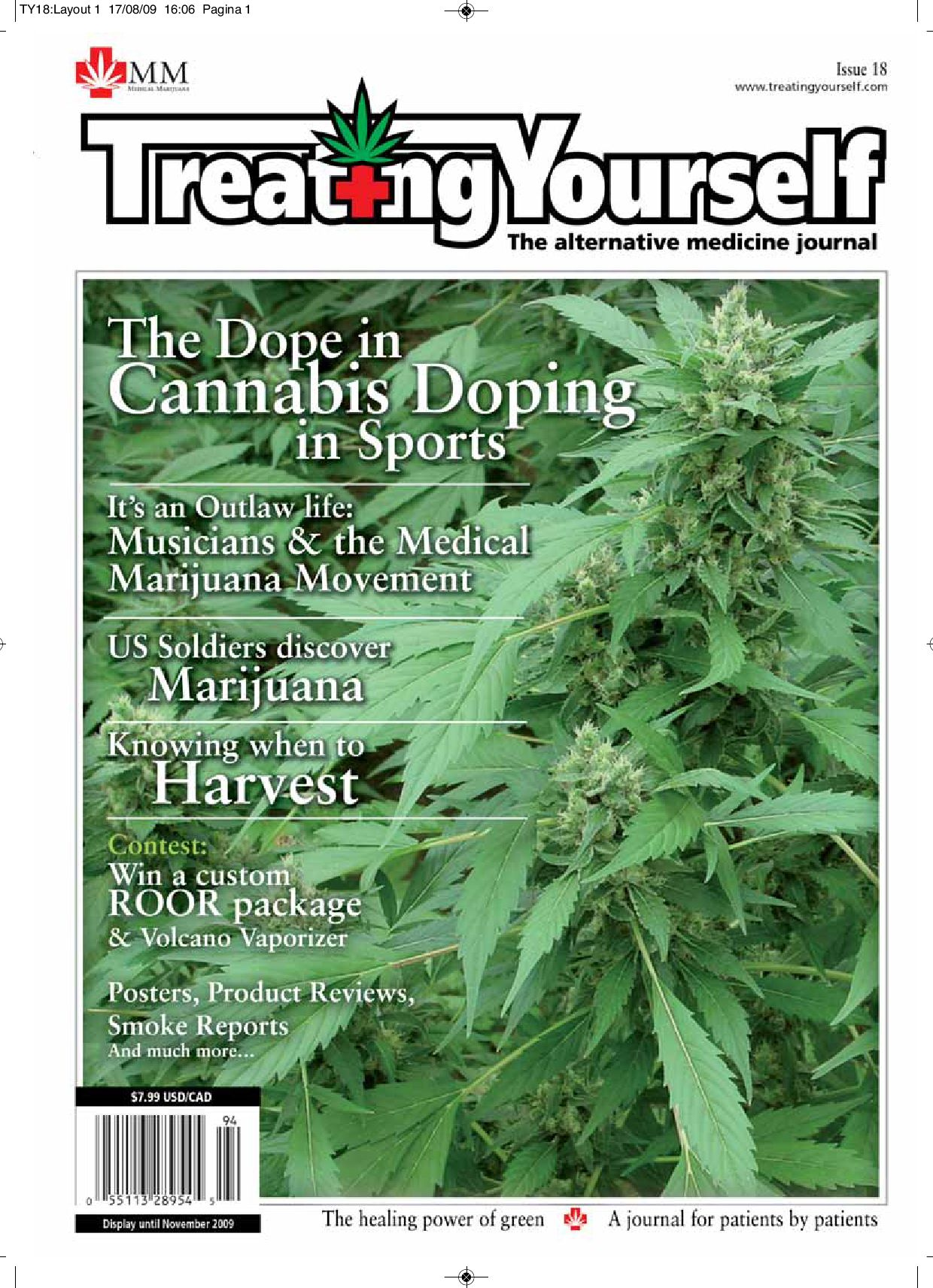 Treating Yourself (Issue 18) by Doc Herbalist - issuu