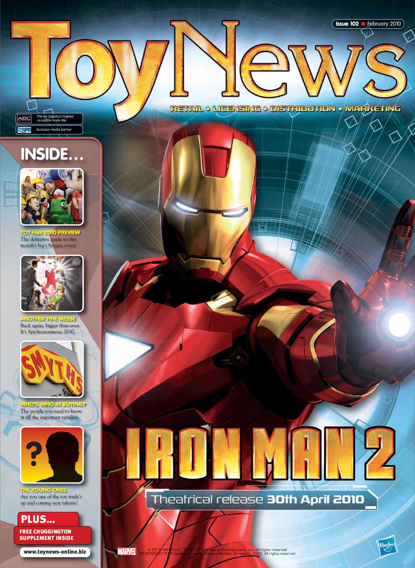 Toynews Issue 102 February 2010 Show By Intent Media Now Sylvanian Families Bott Ant 13 Newbay Europe Issuu