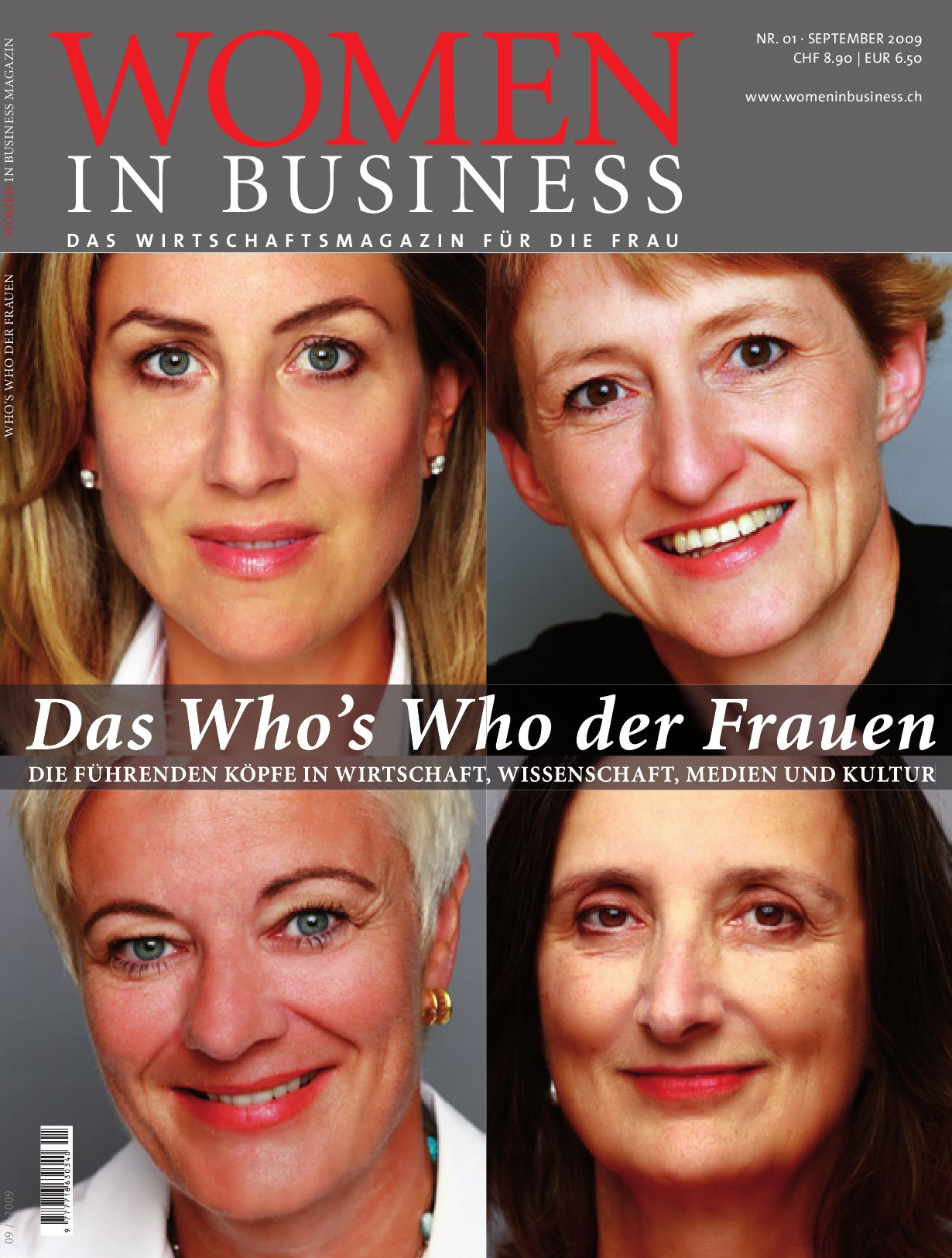 women in business 01  09 by marmite verlags ag