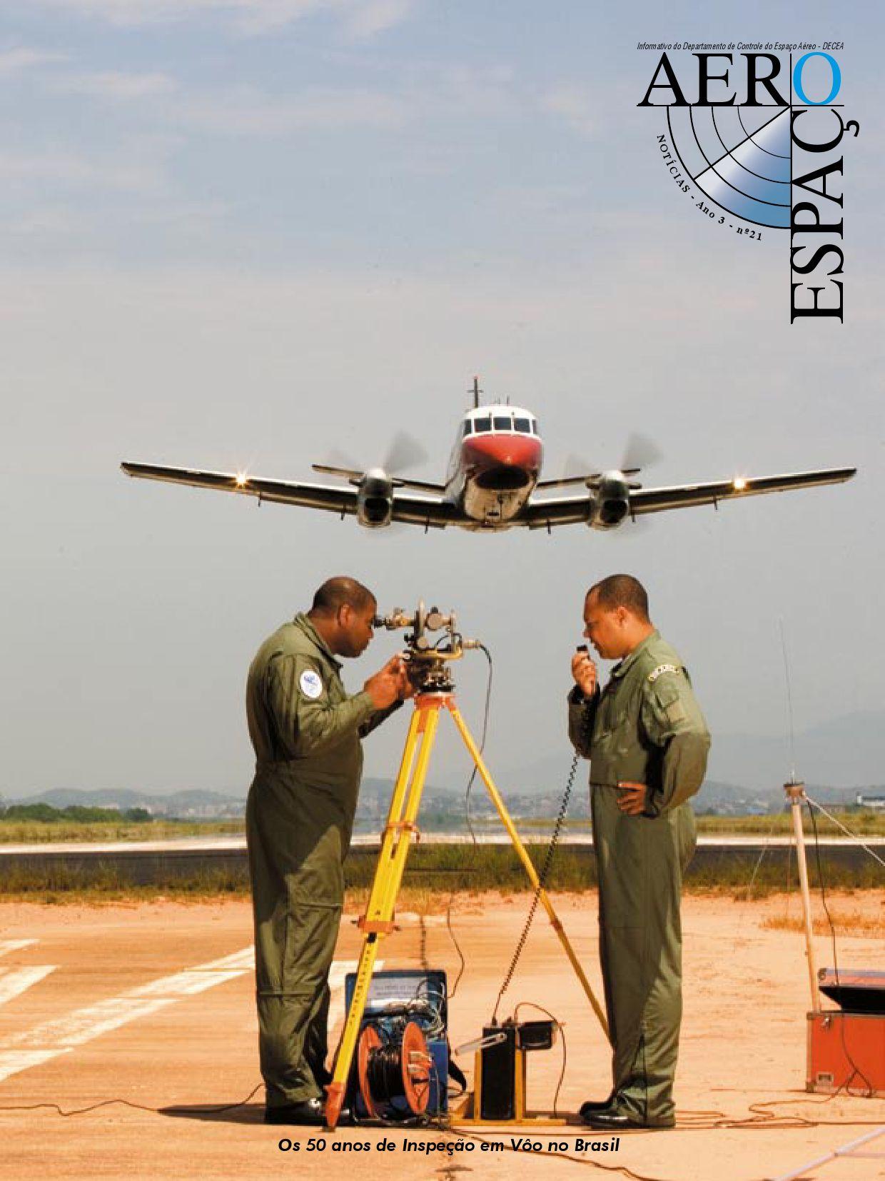 5fc50e0c90a Aeroespaço 21 by DECEA - issuu