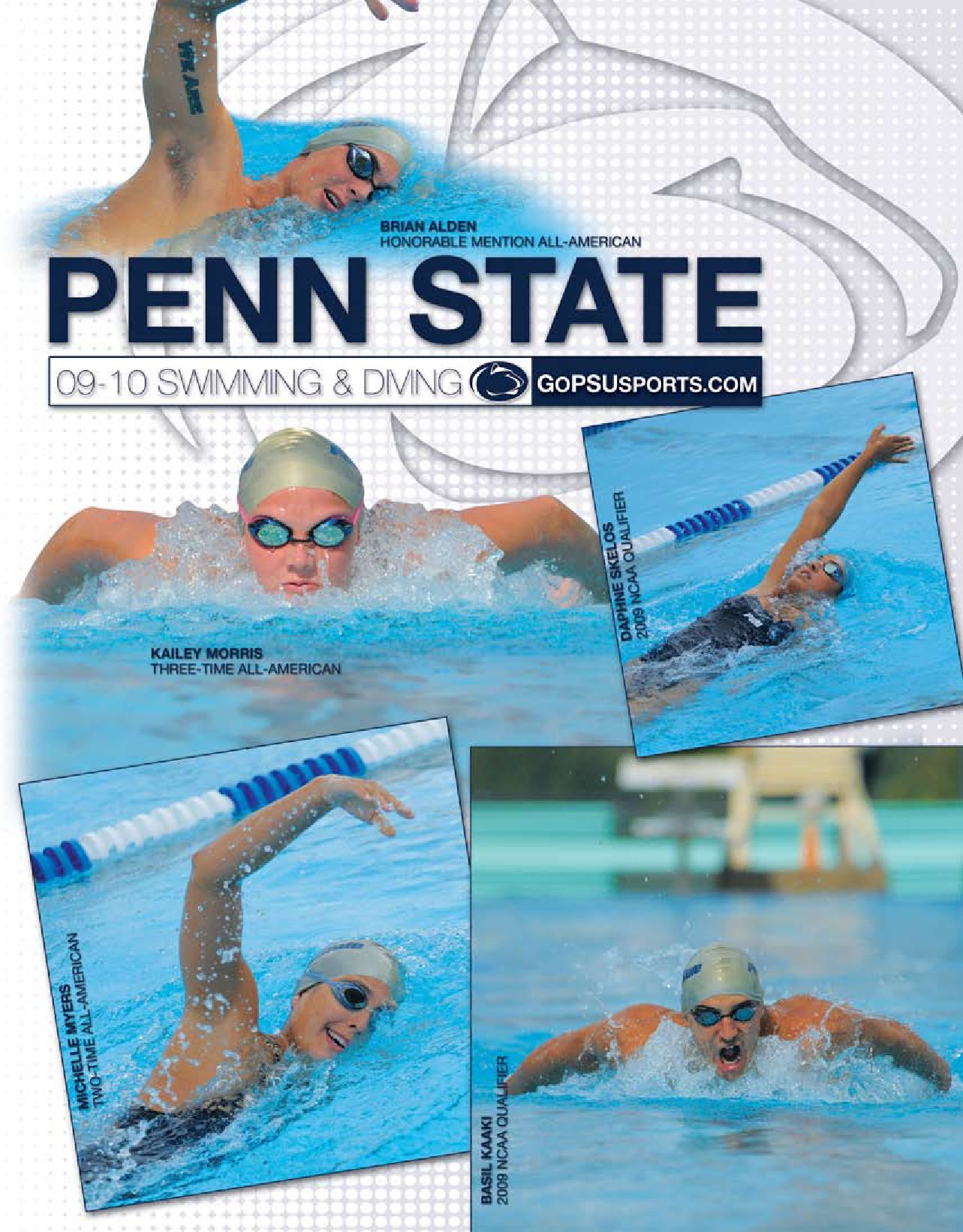 2009 Penn State Swimming   Diving Media Guide by Justin Lafleur - issuu 82c268ba2