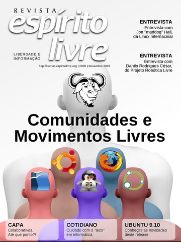 Revista Espirito Livre 008 by Herbert de Carvalho - issuu 32e22b1762e05