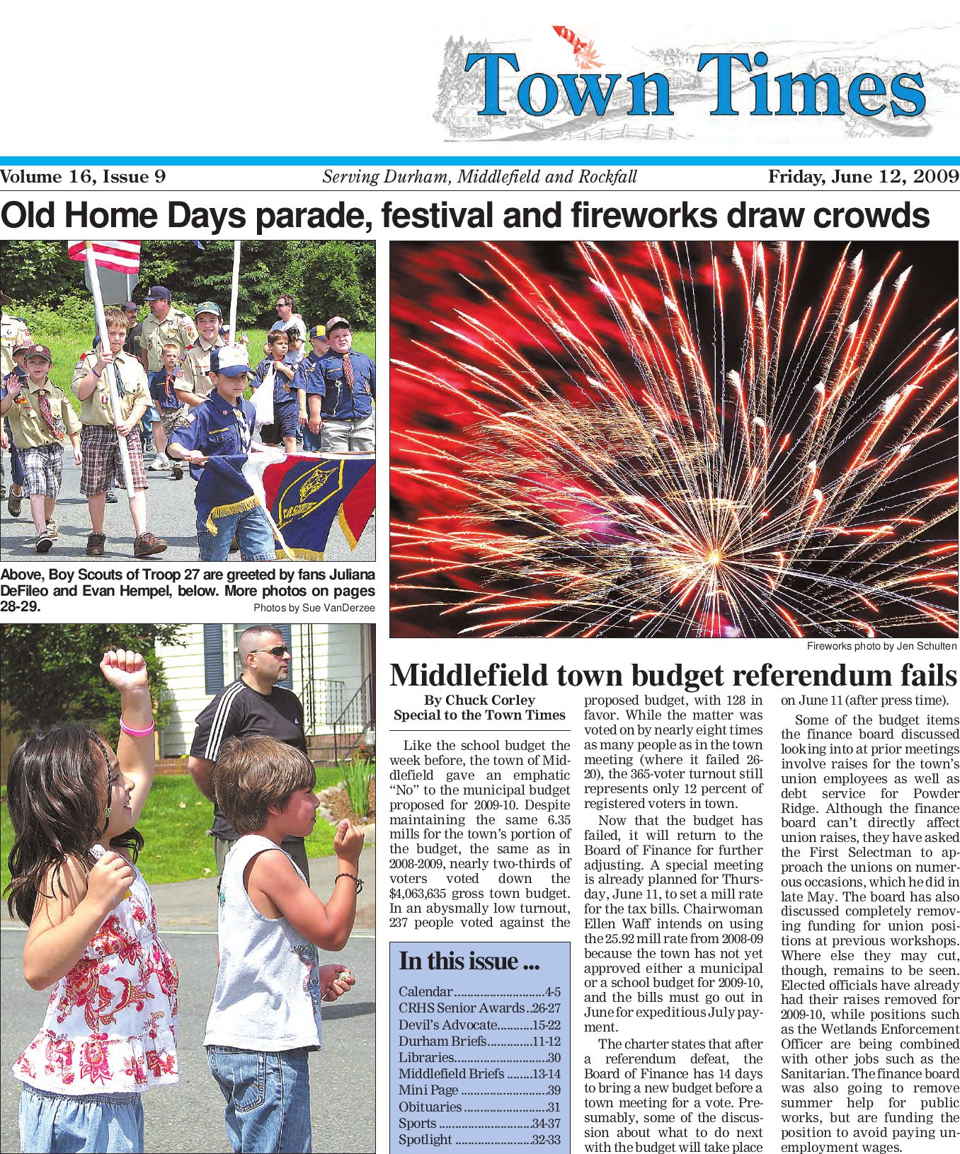 6 12 2009TownTimes by Town Times Newspaper issuu