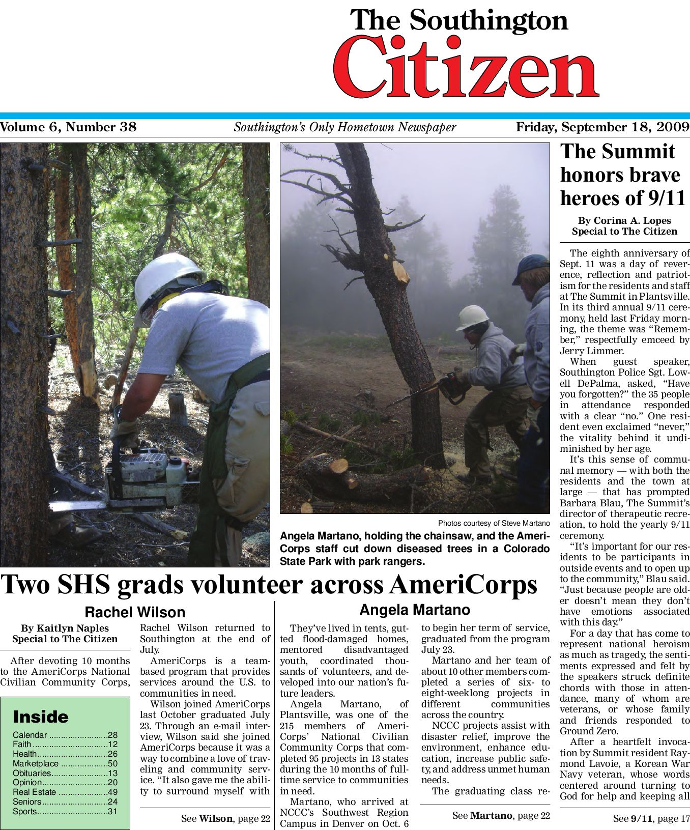 9-18-2009SouthingtonCitizen by Dan Champagne - issuu 699f7a1d1a0