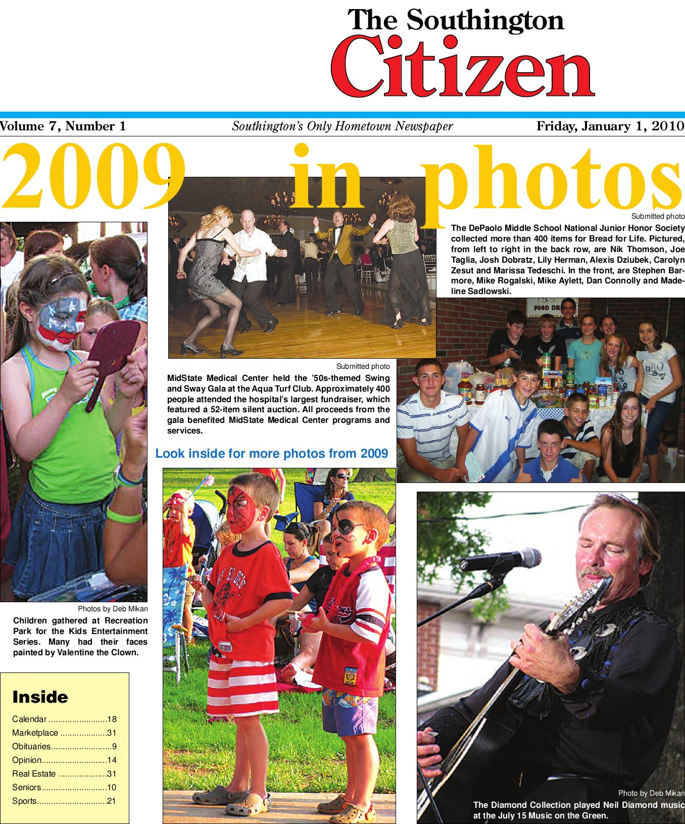 1 1 2010SouthingtonCitizen By Dan Champagne Issuu