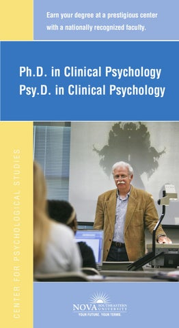 Is the Psy.D degree as recognized as the Ph.D in Psychology?
