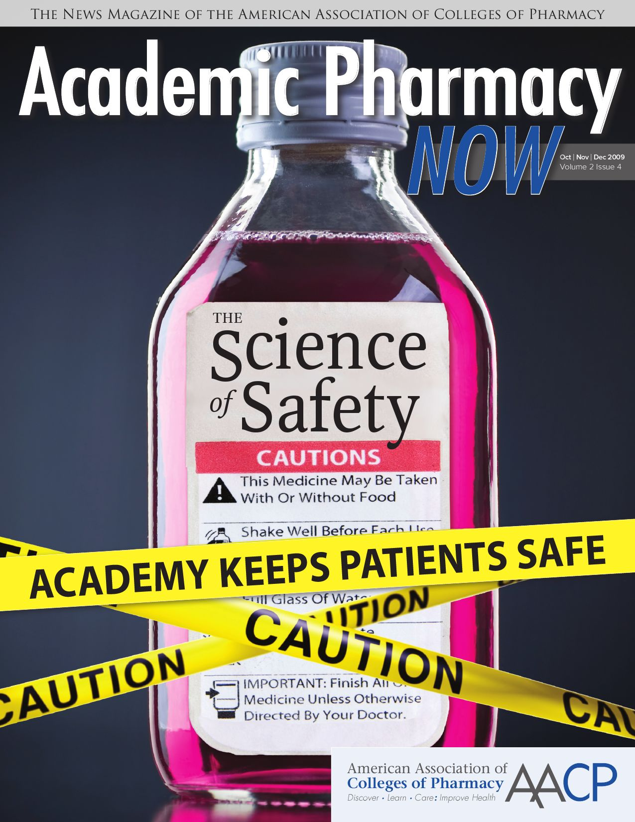 Academic Pharmacy Now Oct Nov Dec 2009 by AACP issuu
