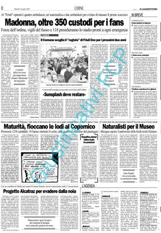 9bf46a313689 Nobordersmusicfestival 2009 - Rassegna stampa by consorzio tarvisio ...