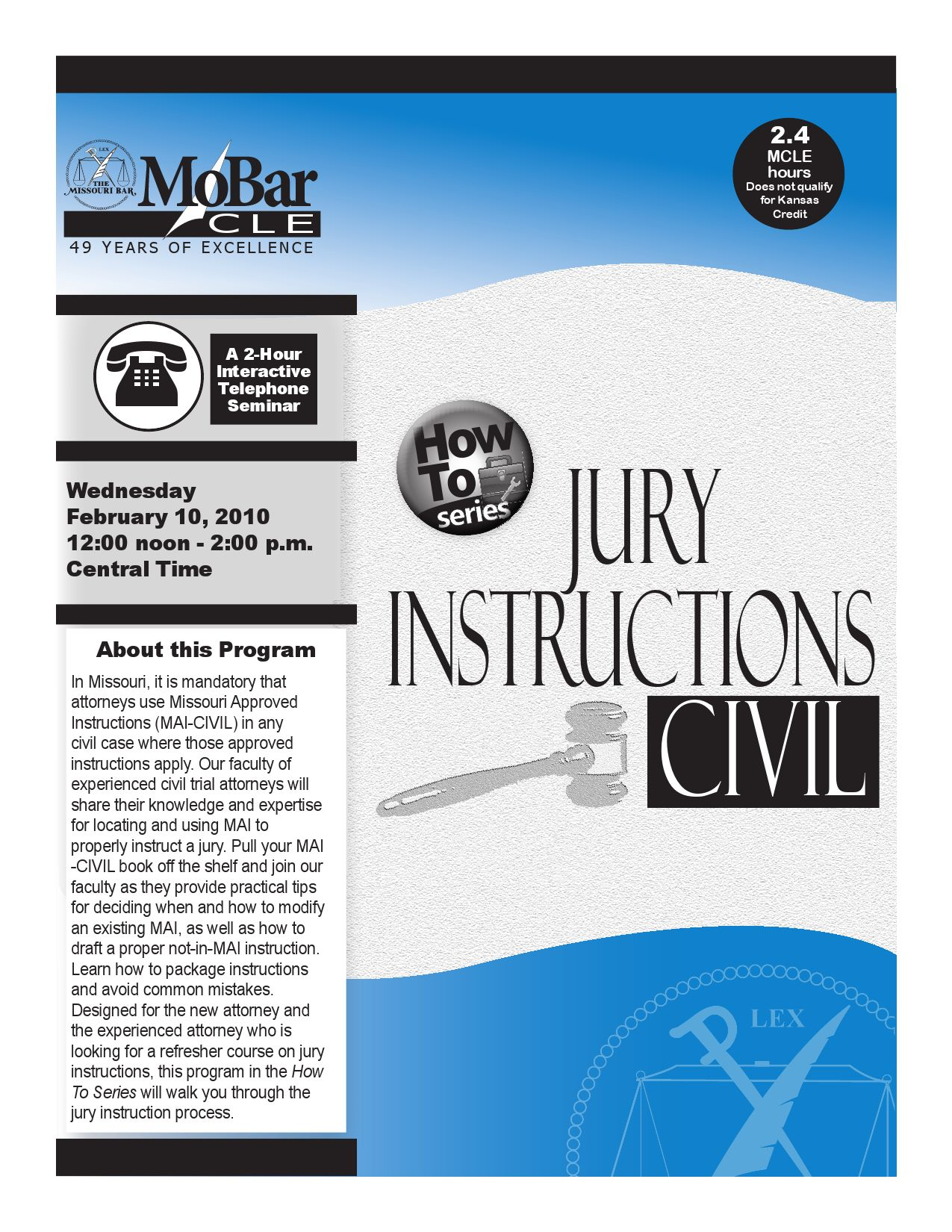Mobarcle How To Series Jury Instructions Civil By Mobarcle Issuu