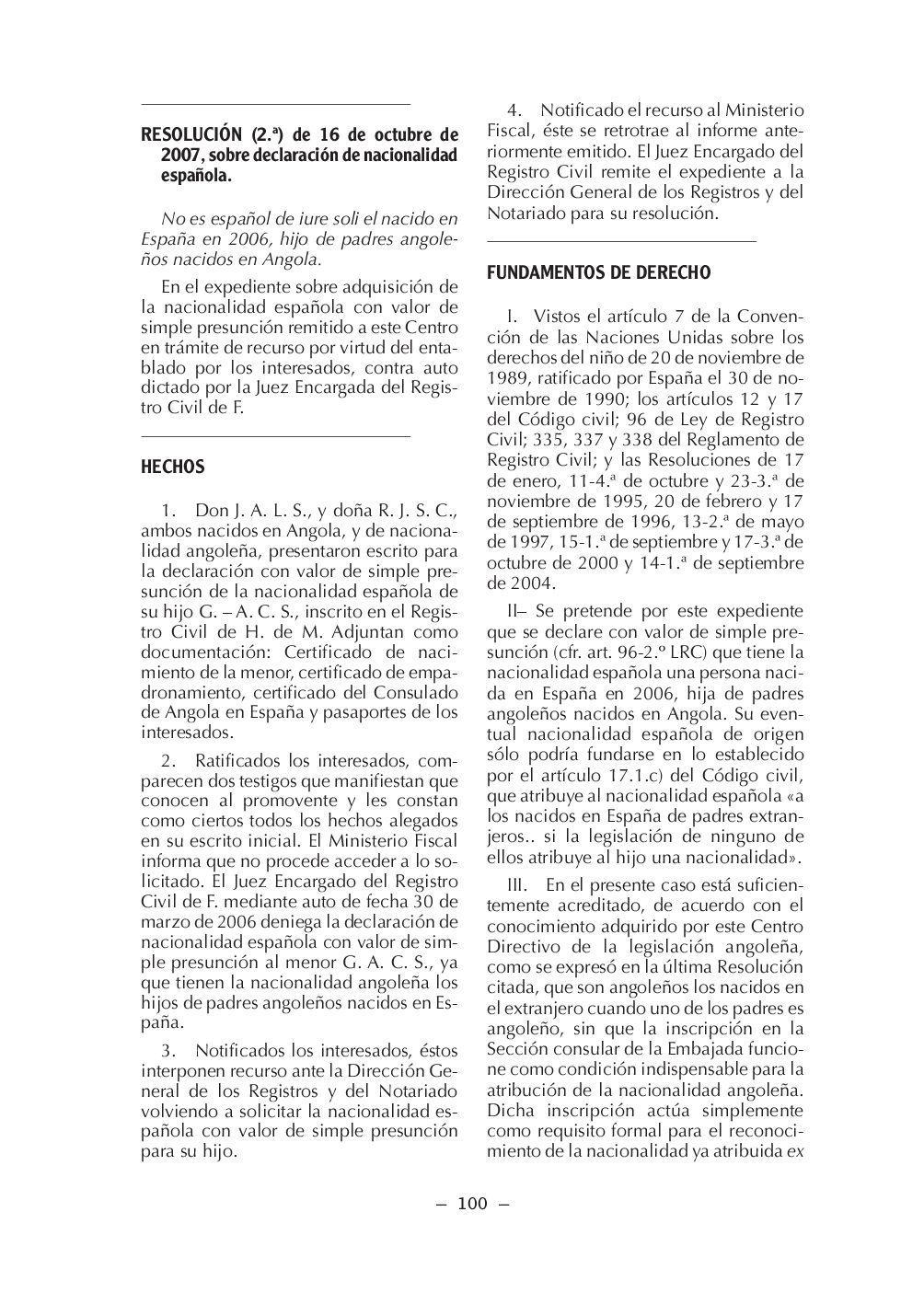 2008-05-15 (2). Resoluciones de la DGRN by Xaime Meilán - issuu