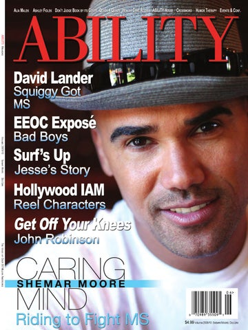 Ability Magazine Shemar Moore Issue By Ability Magazine Issuu