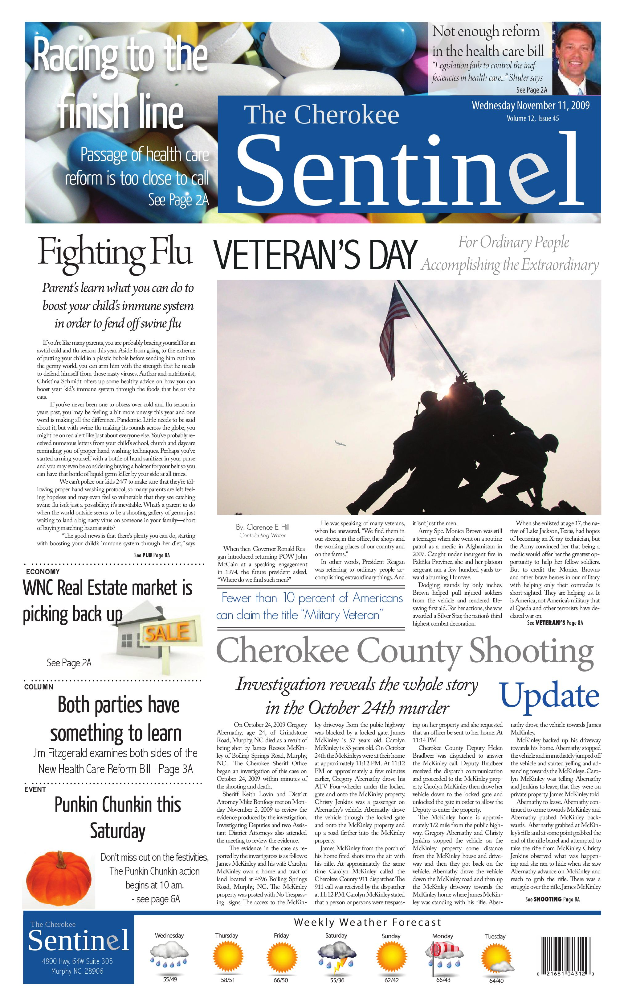 http://wncsentinel.net/wp-content/uploads/2009/11/Cherokee-111109 by  Sentinel News Media - issuu