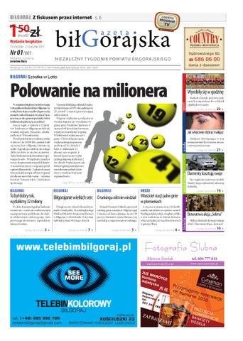 0705fc340b76f Gazeta Biłgorajska 01 001 by Damian Wolanin - issuu