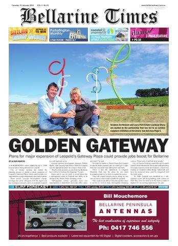 a73b4d8de9b0 Bellarine Times Jan 19 by Surf Coast News Australia Pty Ltd - issuu