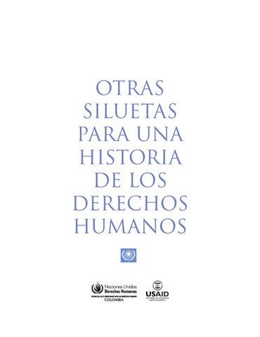 Siluetas para una historia de los derechos humanos by DHpedia La ...